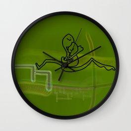 Biological Love Wall Clock