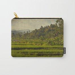Balapusuh Village Rice Paddies Carry-All Pouch