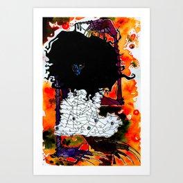 DustBunny. Art Print