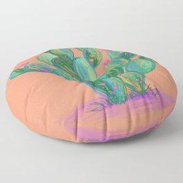 Cactus Love Floor Pillow