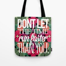 FLOWER TIME Tote Bag