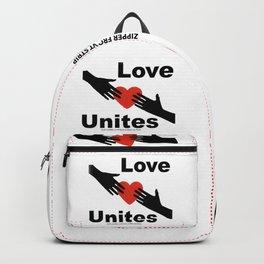 Love Unites Backpack