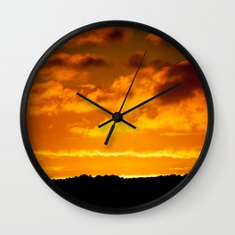 YK4 Wall Clock