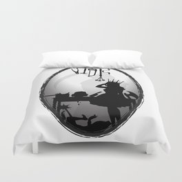Who Can Deny How Delicious It Tastes Duvet Cover