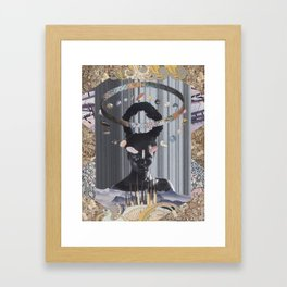 Dauntless and Desirable Framed Art Print