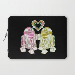 R2D2 DROID LOVE Laptop Sleeve
