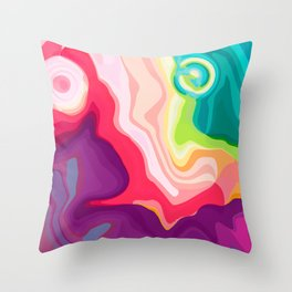 Multi side Throw Pillow