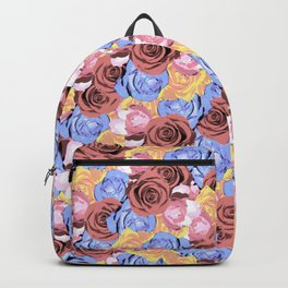 Rose is a rose is a ro... Backpack
