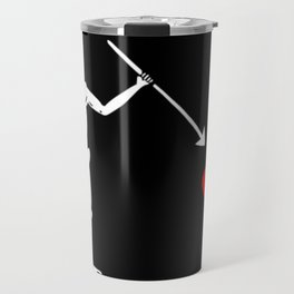 Blackbeard's Flag Travel Mug
