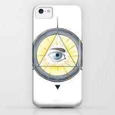 Eye of Providence Slim Case iPhone 5c