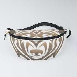 Warrior Society (Wolf) Fanny Pack