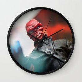 """Quite simply, gentlemen, I have harnessed the power of the gods."" Wall Clock"