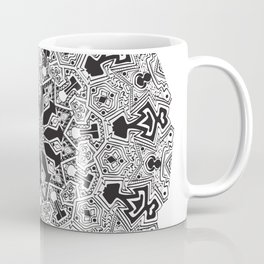 MANDALA #10 Coffee Mug