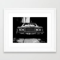 ford Framed Art Prints featuring Ford by RS4S6