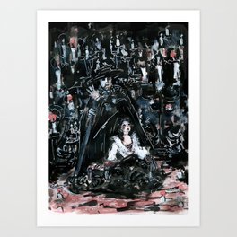 Angel of Music Art Print