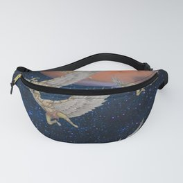 Spartan Soldiers from Mars Fanny Pack