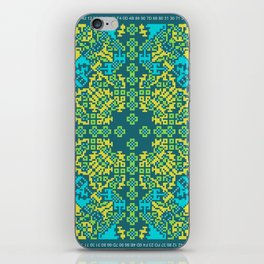 """Garden"" series #7 iPhone Skin"