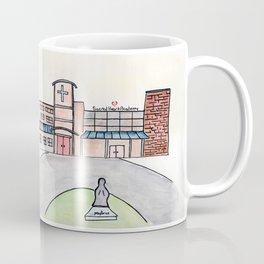 SHA Watercolor, Sacred Heart Academy, Louisville, KY Coffee Mug