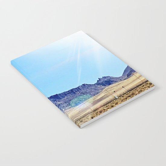 Nevada Plateau Notebook