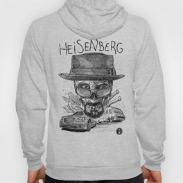 Heisenberg. I'm the one who knocks. Hoody