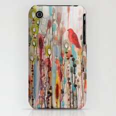 la vie comme un passage iPhone (3g, 3gs) Slim Case