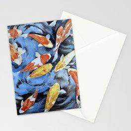 Nihon Koi Stationery Cards