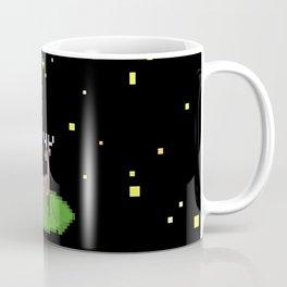 Deer Under the Stars Coffee Mug