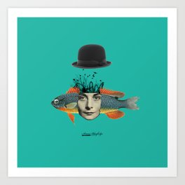 haven't been daydreaming in lately Art Print