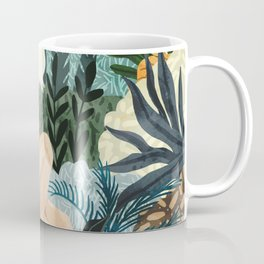 The Distracted Reader Coffee Mug
