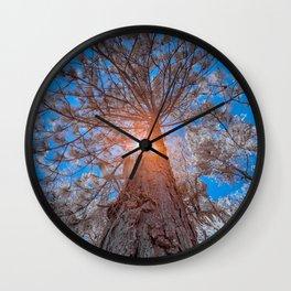 High Tree Wall Clock