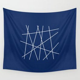10 Lines Wall Tapestry