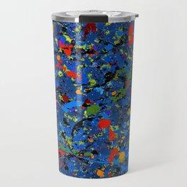 Abstract #913 Travel Mug