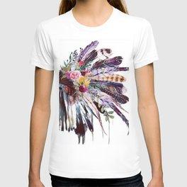 Indian Headdress T-shirt