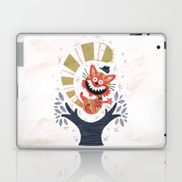 Cheshire Cat - Alice in Wonderland Laptop & iPad Skin