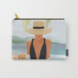 Shade Elegance Carry-All Pouch