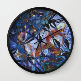 Modular Perception Wall Clock