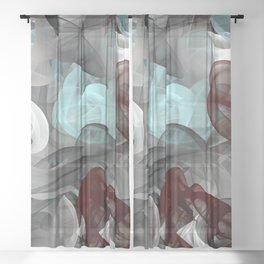 The sensibility Sheer Curtain