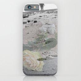 Left Behind iPhone Case