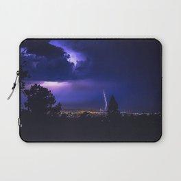 California Lightning Storm Laptop Sleeve