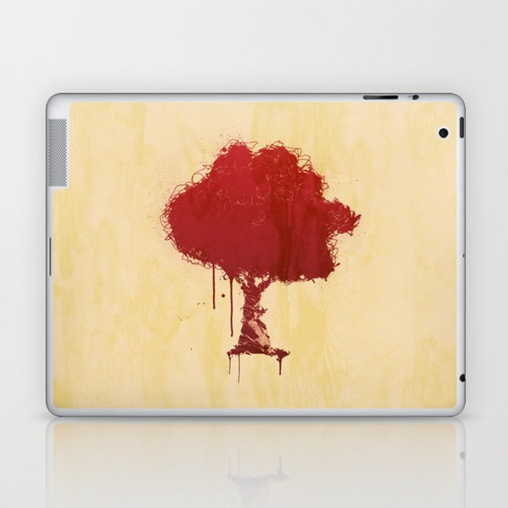 s tree t Laptop & iPad Skin