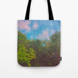 Sky Dazed Tote Bag