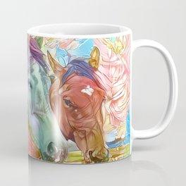 Fairy Horses Coffee Mug