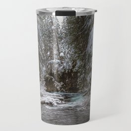 A Quiet Place - Pacific Northwest Nature Photography Travel Mug