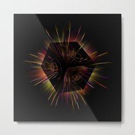 Light show 4 Metal Print