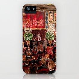 Jeremiah & John Ceremony iPhone Case