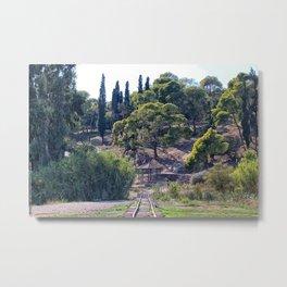 Environmental Awareness Park 'Antonis Tritsis' Metal Print