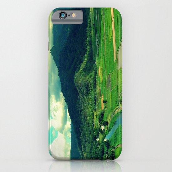 Hanalei Valley iPhone & iPod Case