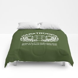 Paratroopa Comforters