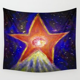 Heart of Ours. Wall Tapestry