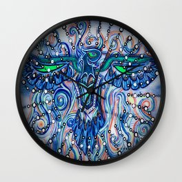 I Will Take You Higher Wall Clock